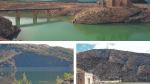 El embalse de Mediano, La Tranquera y el pantano de Cueva Foradada