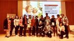 14 organizaciones han puesto voz al cuidado desinteresado de la salud de la mujer en esta cita, organizada por la Asociación de Ginecología y Obstetricia de Aragón.