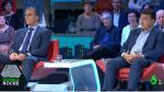 Javier Ortega Smith y Aitor Esteban durante su intervención en La Sexta