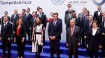 Apertura de la Cumbre Mundial del Clima en Madrid, COP25, con participación de medio centenar de jefes de Estado y de Gobierno,