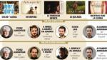 Nominaciones a los Goya