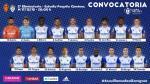 Convocatoria del Real Zaragoza para el partido de Copa del Rey contra el Socuéllamos.