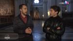La cadena francesa TF1 se rinde a los encantos de Zaragoza
