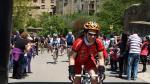 Carrera cicloturista Rompepiernas en Sos del Rey Católico