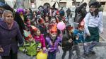 Imagen de una actividades realizada en el centro de tiempo libre Gusantina.