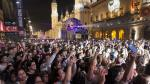 Concierto de David Bisbal en la Plaza del Pilar