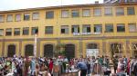 Imagen de una de las actividades organizadas en el interior del antiguo Instituto Luis Buñuel.