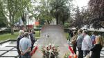 Homenaje a las víctimas del Yak