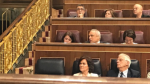 Josep Borrell, en el Congreso este miércoles