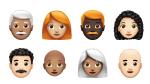 Los nuevos emojis incluyen nuevas opciones de personalización.