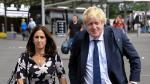 Boris Johnson y su hasta ahora esposa, Marina Wheeler, en una imagen de archivo.