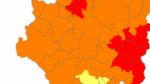 Prealerta por riesgo incendios forestales en varios puntos de Aragón