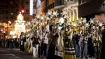 Rosario de Cristal de las Fiestas del Pilar 2018