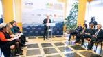 Intervención del presidente de Aragón, Javier Lambán, en la celebración del XXXVI Consejo Plenario de la CTP.
