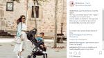 Lidia Bedman en una de sus publicaciones en Instagram, donde tiene más de 120.000 seguidores.