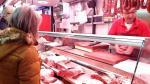 De media, cada español consume 46,49 kilos de carne al año.