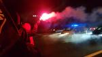 Los CDR difunden fotografías de sus acciones de protesta en las redes sociales
