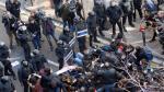 Protestas contra el juicio del 'procés'