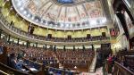El Congreso de los Diputados, el pasado 12 de febrero, durante un pleno