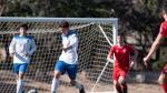 Fútbol. LN Juvenil- Marianistas vs. San Gregorio.