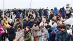 Japón recuerda el tsunami de 2011 con el estigma de Fukushima aún visible