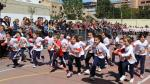 Homenaje a la elite histórica del deporte de Monzón desde el colegio Santa Ana