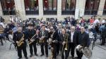 Paraninfo.La Banda del Canal celebra su 40 aniversario / 06-10-2017 / FOTO: GUILLERMO MESTRE [[[FOTOGRAFOS]]]