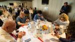 Una de las sesiones de cata en el Concurso Garnachas del Mundo de este año.