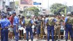 Al menos 100 personas han muerto en seis explosiones que se han producido en la ciudad de Colombo