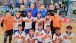 Selección aragonesa benjamín de fútbol sala.