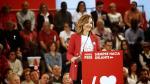 Mitin en Zaragoza del presidente en funciones del Gobierno