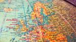Mapa de Europa.