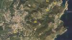 El suceso ha tenido lugar en la localidad de Bagur, en Gerona.