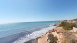 Playa de Punta Prima, en Orihuela-Costa.