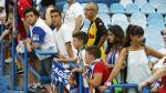 La afición durante el encuentro Real Zaragoza - Alavés del Trofeo Ciudad de Zaragoza - Memorial Carlos Lapetra