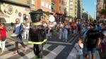 Las fiestas del popular barrio zaragozano se iniciaron este sábado.
