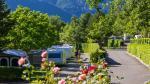 Camping de Gavín, uno de los 65 establecimientos que hay en el Pirineo.