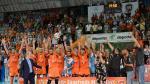 Final de la Supercopa 2019 entre CV Teruel y Unicaja Costa Almería
