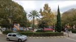 Fue abordado por un grupo de personas en la plaza Miquel Dolç de Palma
