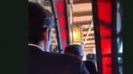 Fotograma del vídeo grabado por los Franco