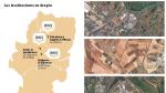 Ubicaciones de los centros de Amazon en Aragón