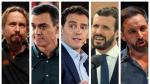 Debate electoral 10-N