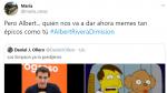 Los memes de la dimisión de Albert Rivera