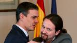 Pedro Sánchez y Pablo Iglesias llegan a un acuerdo