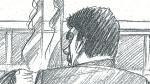 El Jurado se estrenó un 11 de diciembre de 1996 en Aragón. La ilustración de Luis Grañena recoge al primer acusado que fue enjuiciado por 9 ciudadanos, Jesús Dones Gil, al que condenaron por matar a su tío.