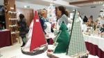 La undécima edición del tradicional mercadillo se celebra desde este jueves hasta el próximo domingo con el objetivo de contribuir a su obra social.