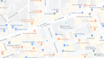 El accidente ha tenido lugar entre la avenida de Madrid y paseo de Calanda.