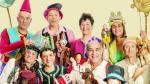 Los Titiriteros de Binéfar representarán el 'Retablo de Navidad' en el Teatro del Mercado.