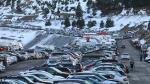 Las estaciones del Pirineo y de Teruel están viviendo un inicio de puente espectacular por la afluencia de esquiadores y el buen tiempo.