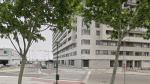 La colisión se ha producido en la avenida de Navarra, a la altura de la calle de José María Leminyana Alfaro.